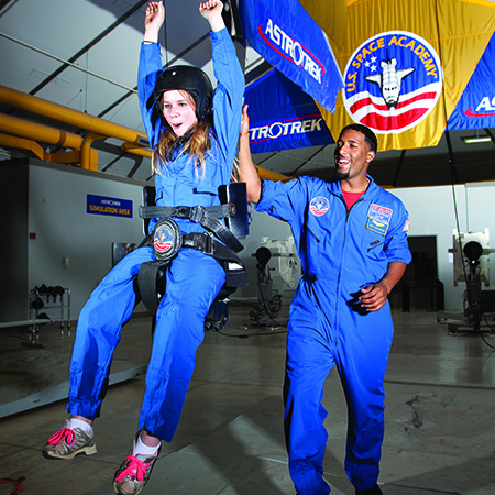 Space Academy | www.spacecamp.com